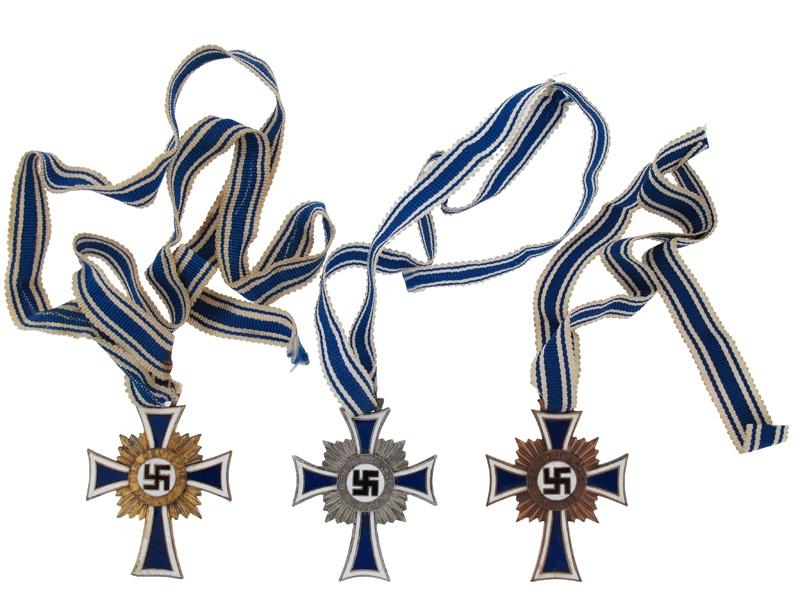 Three Mother's Crosses