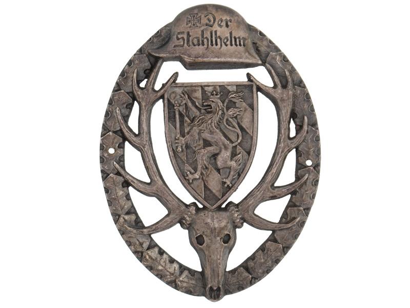 "Bavarian ""Der Stahlhelm"" – Hunting"