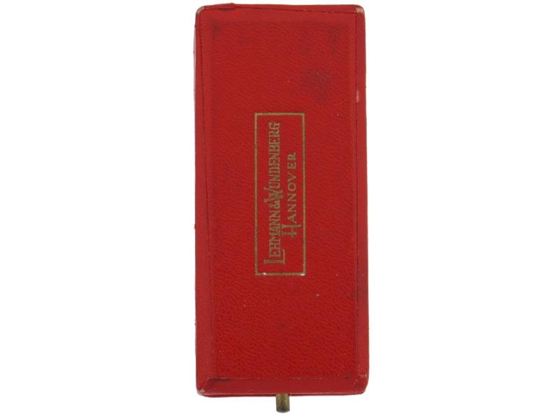 German Red Cross Honor Pin