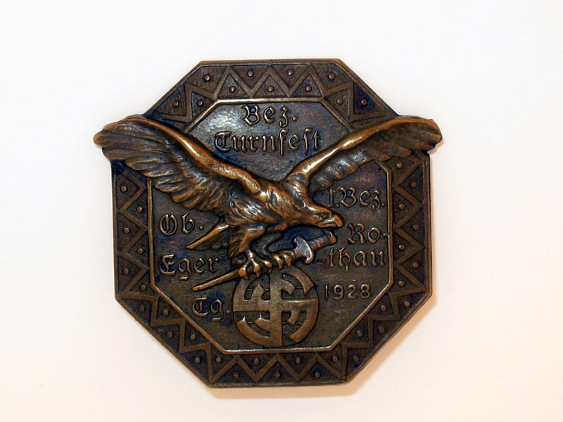 Bronze Tinnie 1928,