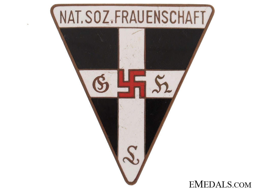 Large N.S. Frauenschaft Badges