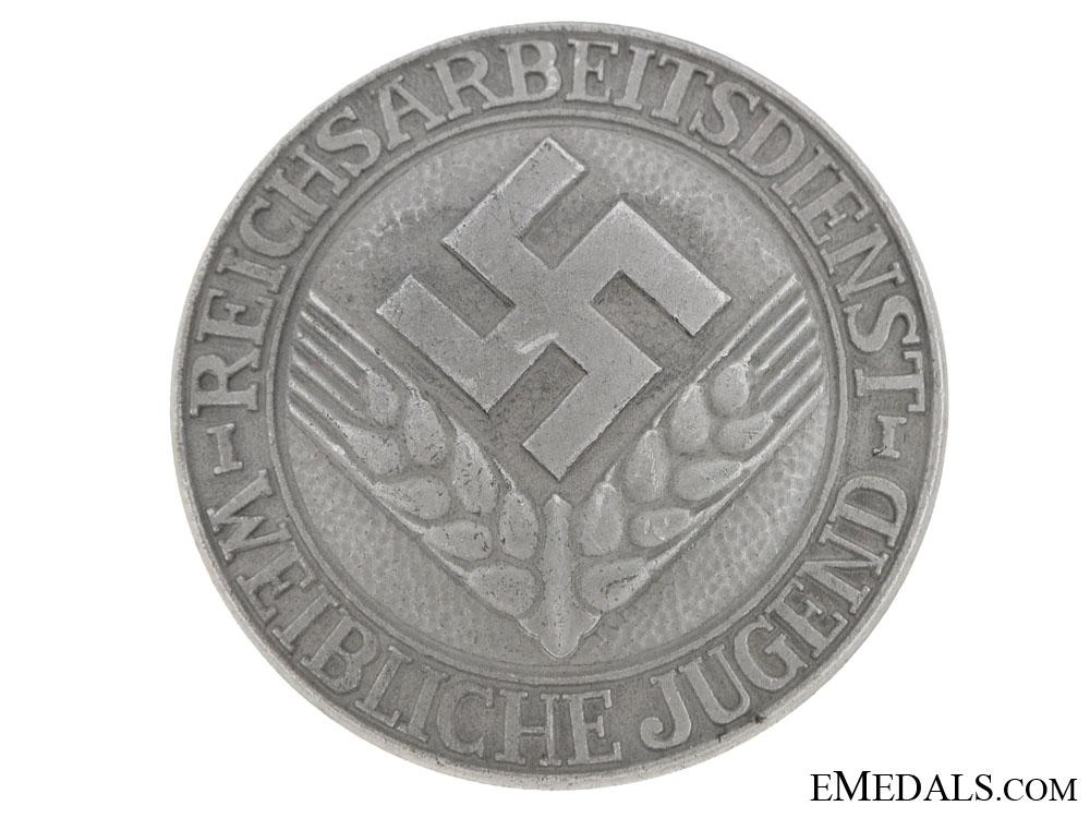 RADwJ Membership Badge