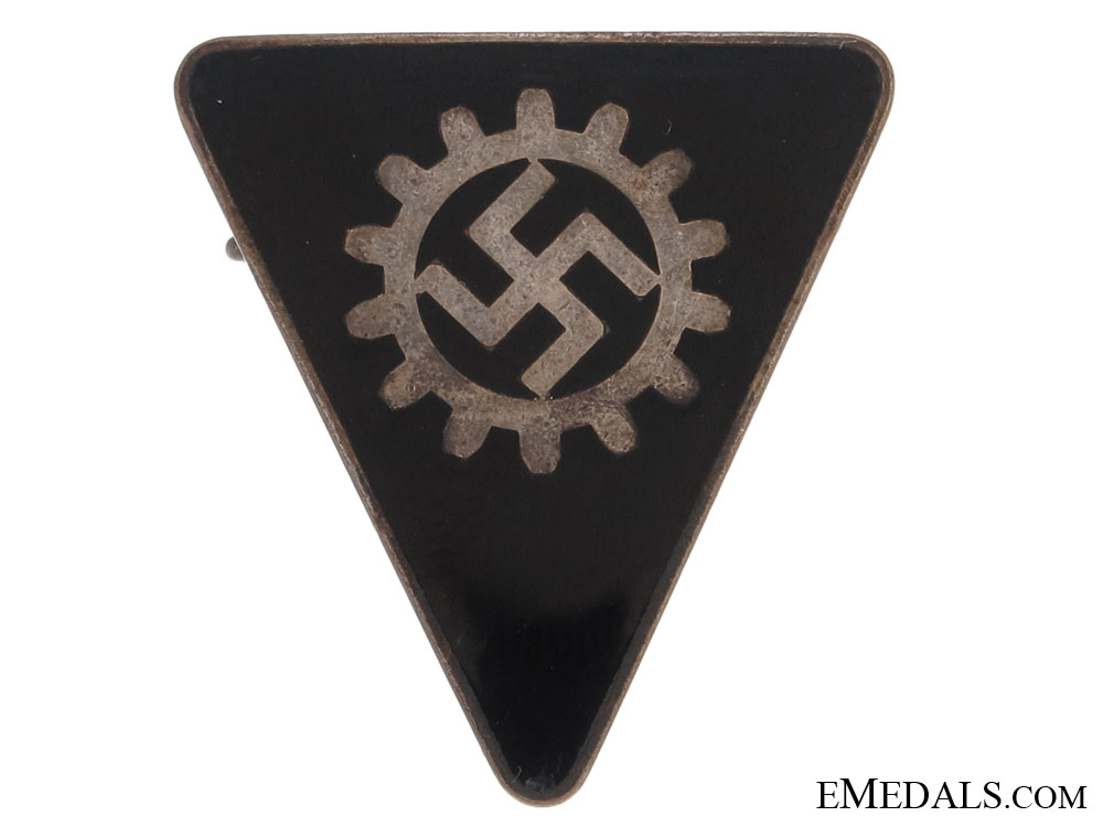 DAF Leaders Membership Badge