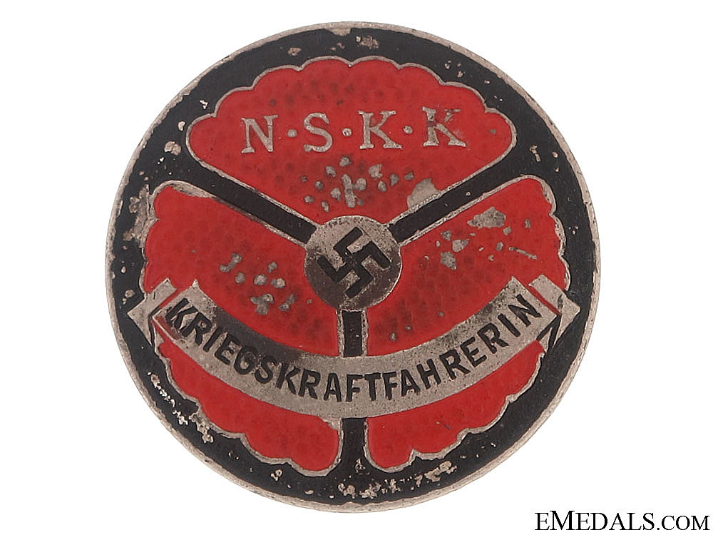 NSKK Badge