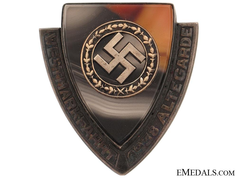 1938 Altegarde Badge