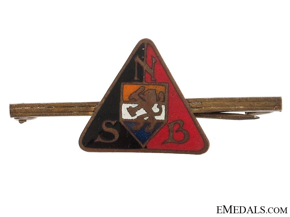 Dutch NSB Members Pin