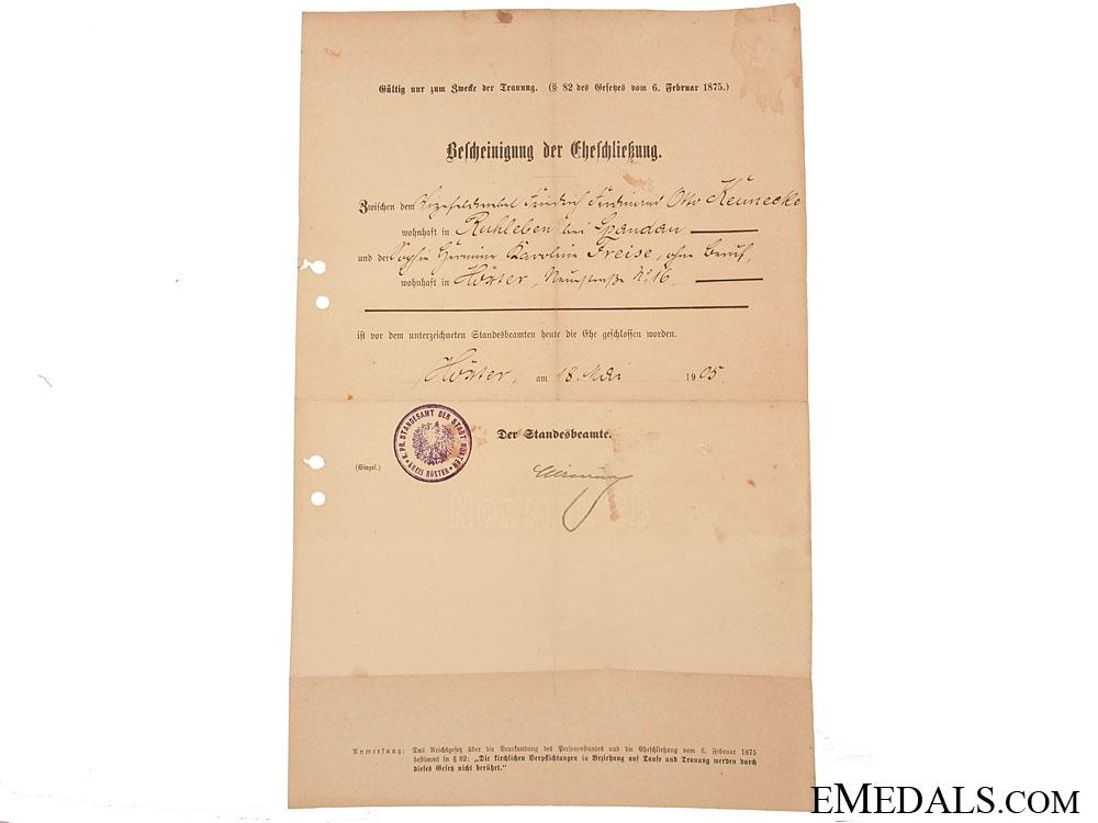 "Warrant Disc ""Staatliche Kriminalpolizei"""