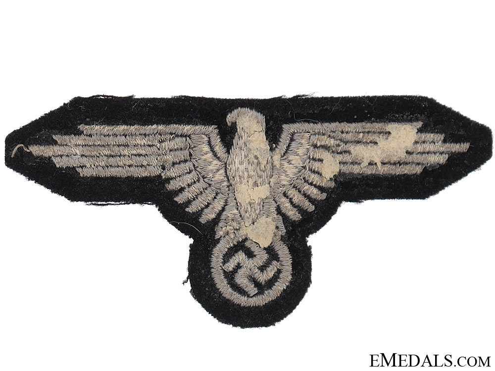 SS EM/NCO's Sleeve Eagle