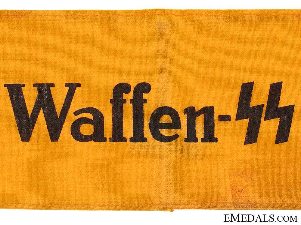 Waffen-SS Armband