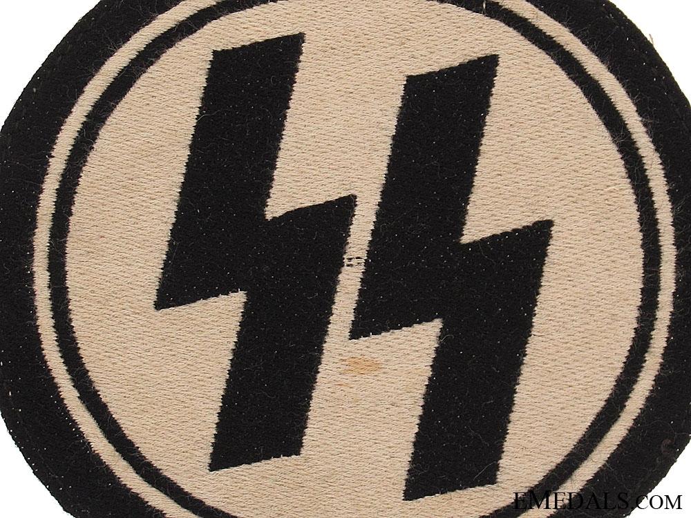 SS Sport Shirt Insignia