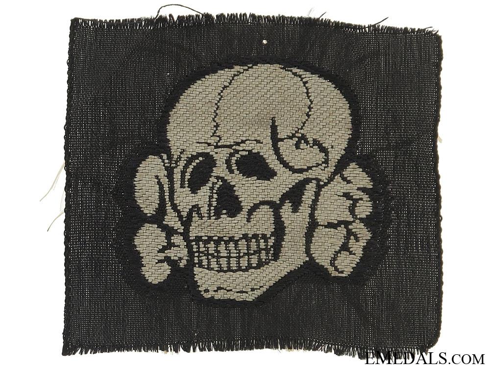 Totenkopf for Waffen-SS Cap