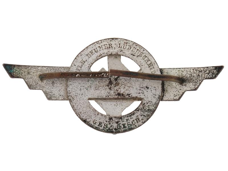 DLV Cap Insignia