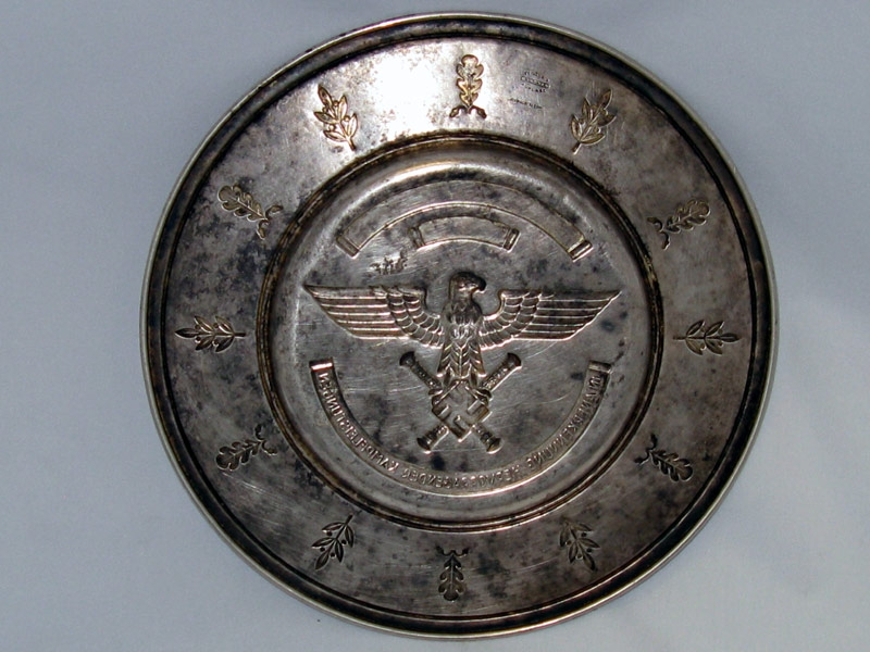 Luftwaffe Honor Salver