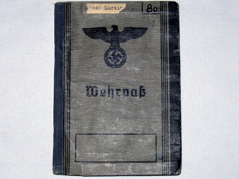 Luftwaffe Wehrpass (14 Awards) to an