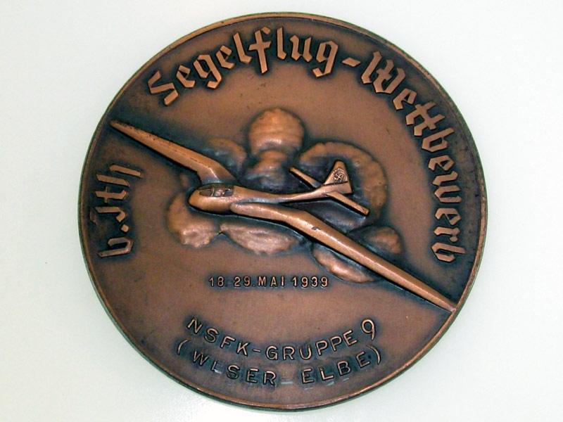 Cased NSFK Table Award