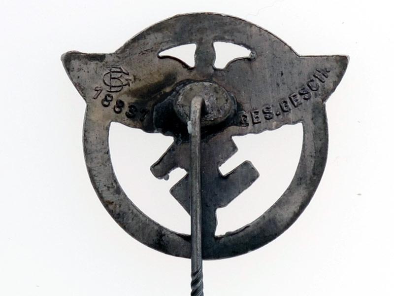 NSFK Members Badge
