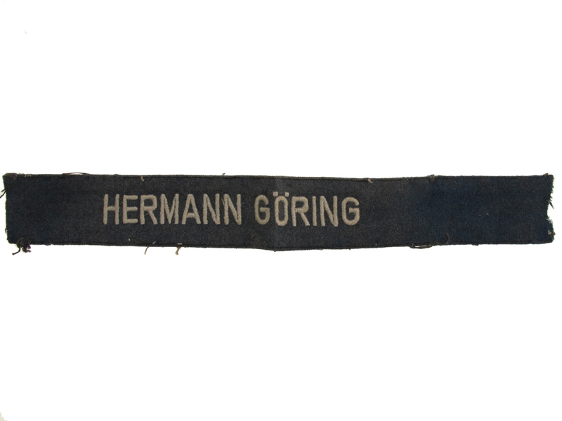 Hermann Göring Cufftitle