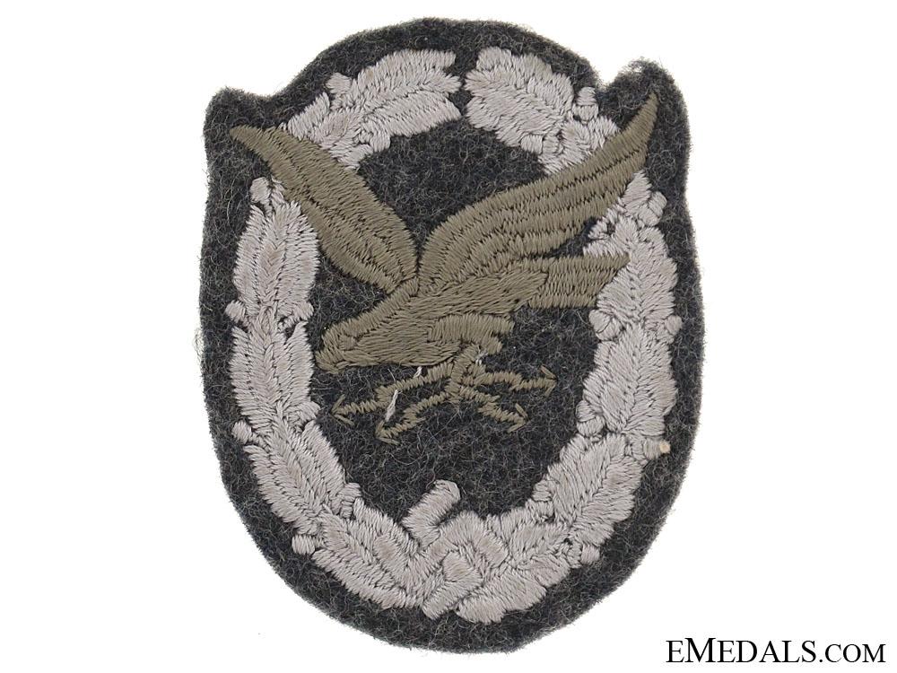 The Radio Operator & Air Gunner Badge