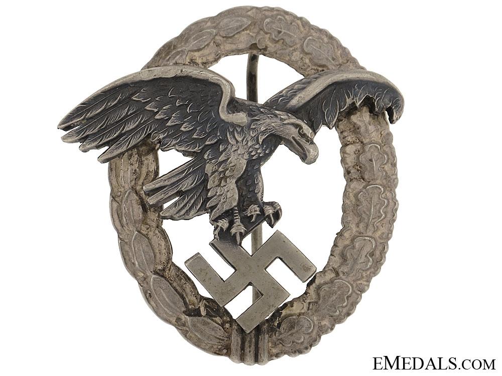 Observers Badge