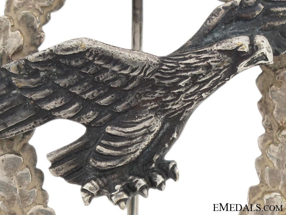 The Glider Pilot Badge  Rare Large Eagle