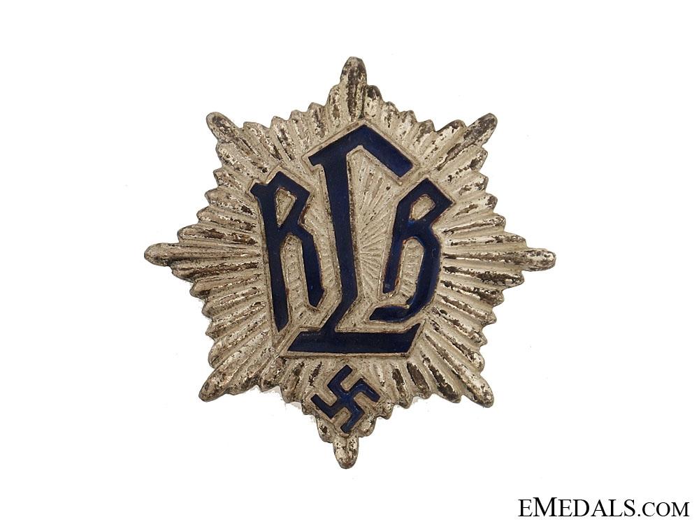 RLB Cap Insignia