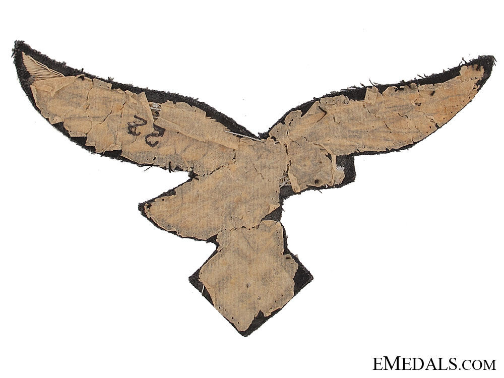 Breast Eagle for Luftwaffe Officers Overcoat
