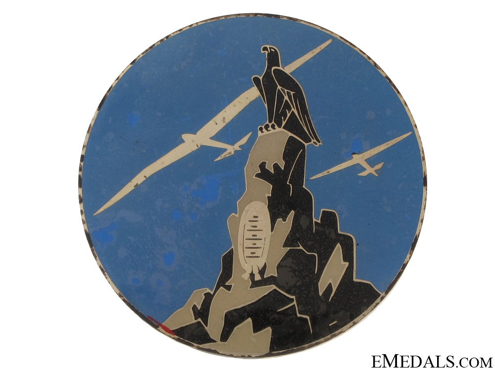 Luftwaffe Table Medal 1937