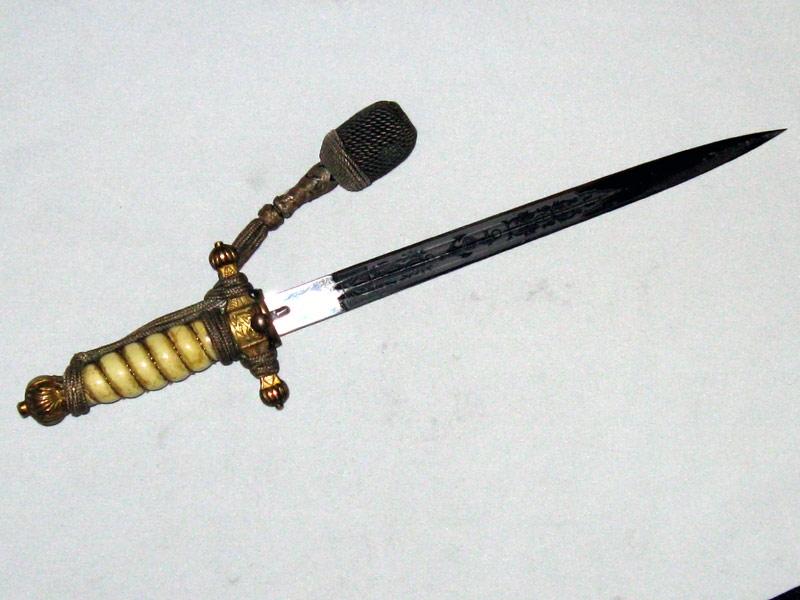 Reichsmarine Naval Dagger, C. Eickhorn