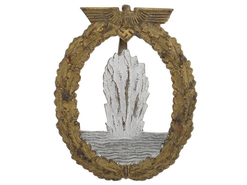 Minesweeper War Badge