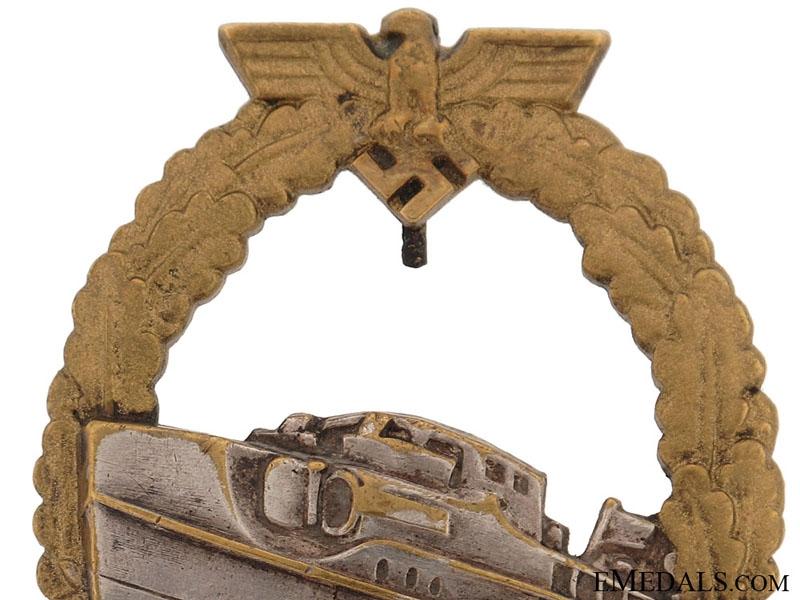 E-Boat Badge