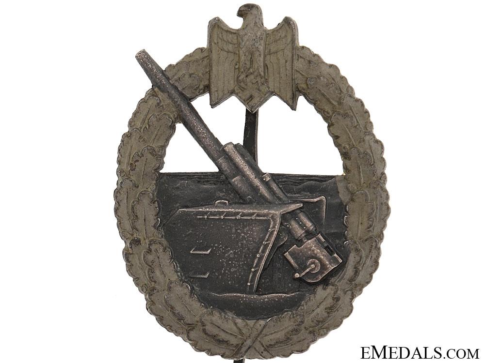 Marine Artillery War Badge