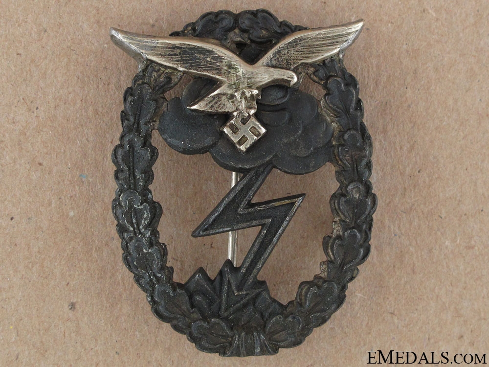Ground Assault Badge - Unmarked Juncker