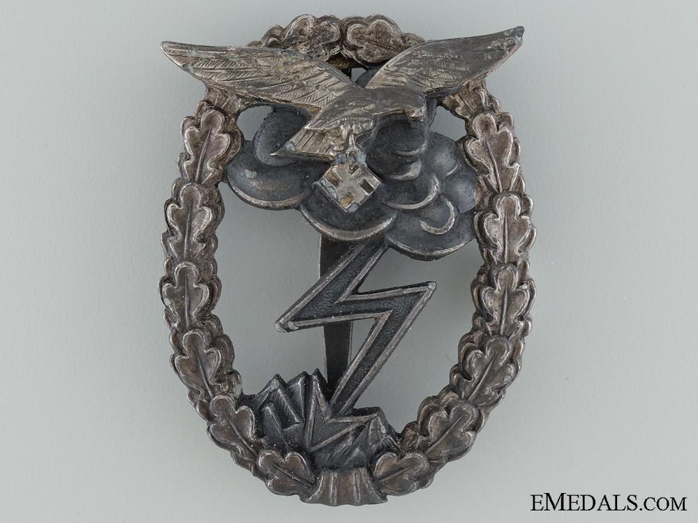 """Ground Assault Badge; Marked  """"M.u.K. 5"""""""