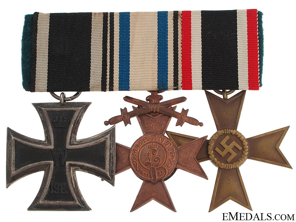 Group of Three Awards