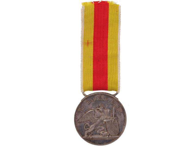 Baden, Military Karl Friedrich Order,
