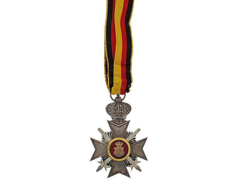 Reuss, Honor Cross Third Class