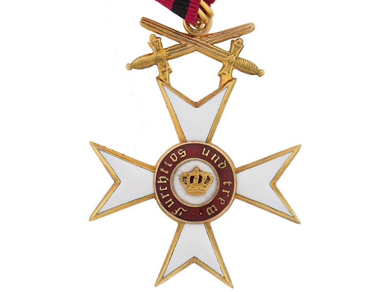Wurttemberg, Order of the Crown,