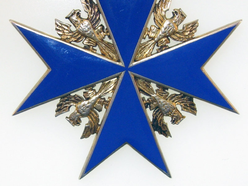 Prussia - Superb Order Pour-le-Merite Group