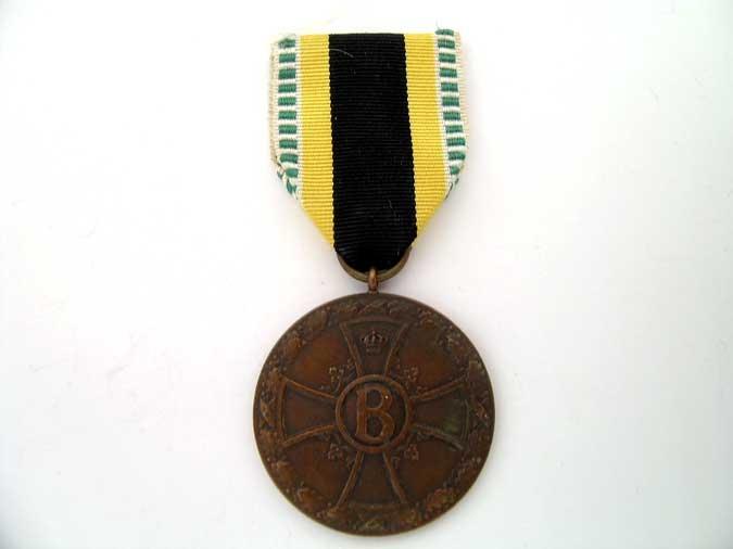 SAXE-MEININGEN, SERVICE MEDAL 1915-1918