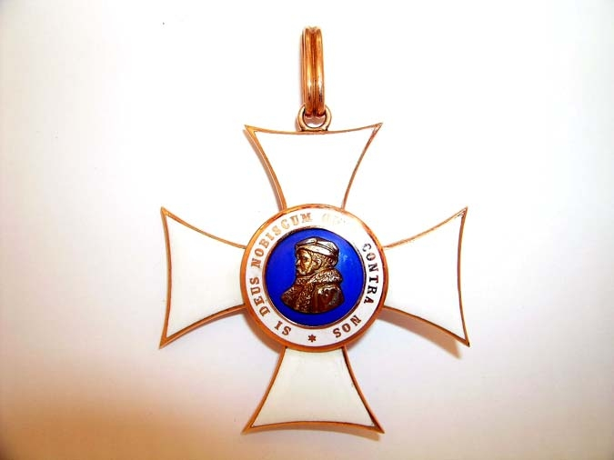 HESSE-DARMSTADT, Order of Philip the Brave