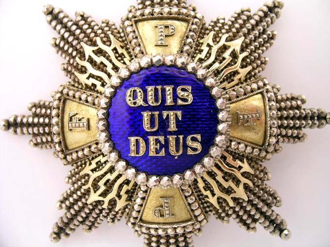 BAVARIA, Merit Order of St. Michael