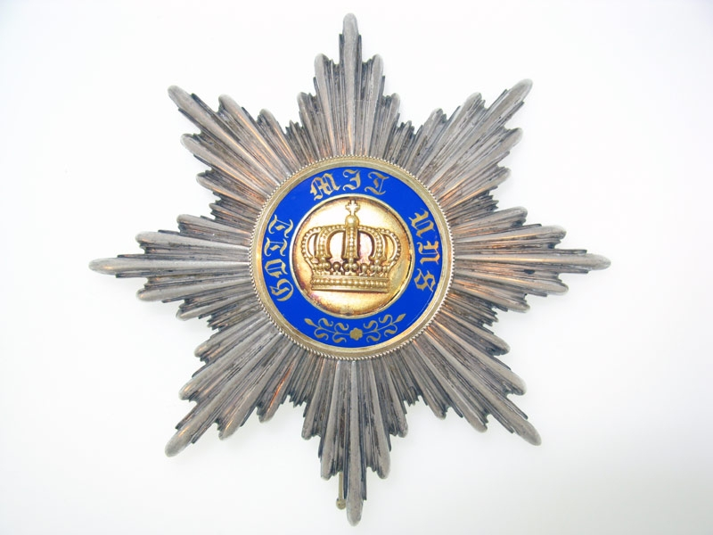 PRUSSIA, Royal Crown Order