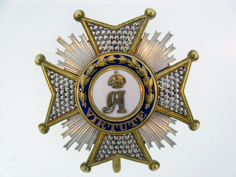 NASSAU, Order of Adolph of Nassau,