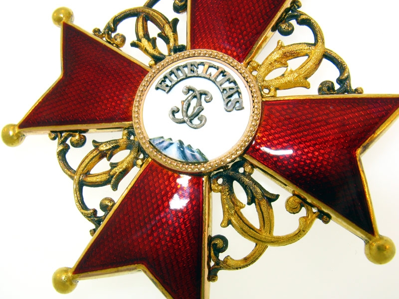 Baden, House Order of Fidelity