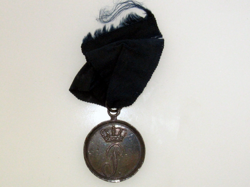 Oldenburg - 1815 Waterloo Medal