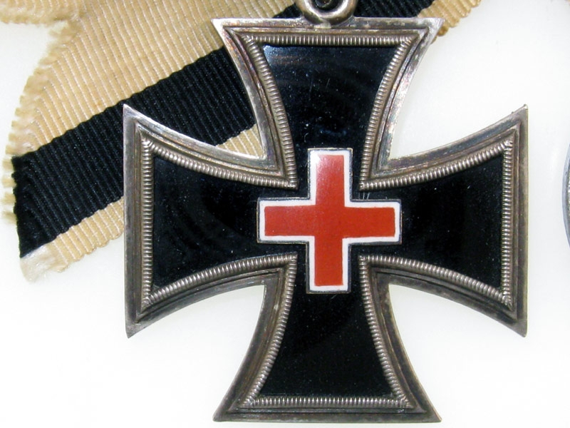 Prussia - Cased Pair, Honor Cross for