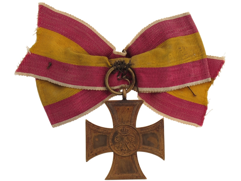 Baden, Voluntary Nurse Cross 1870-71