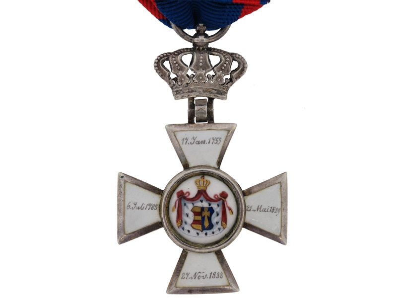 Oldenburg. Order of Peter Friedrich Ludwig