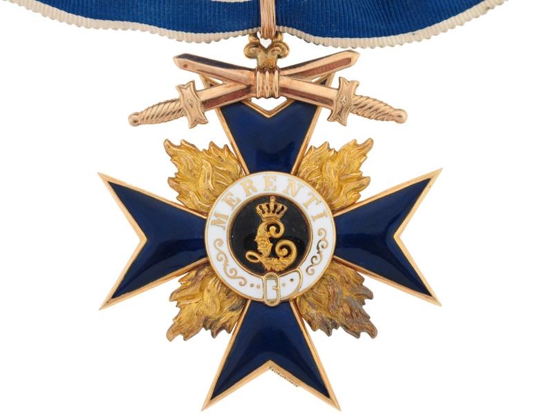 Bavaria. Order of Military Merit,