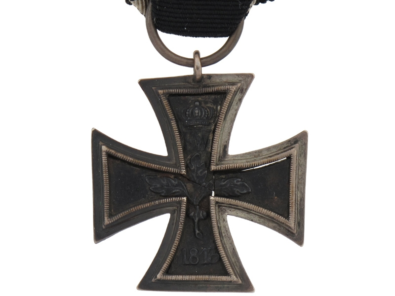 "Prussia, Iron Cross 1813-""Prinzen"" Size"